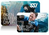 SSI Cold Water Diver Combo